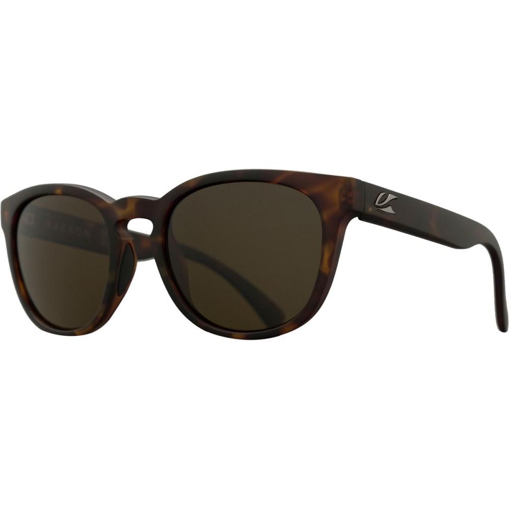 カエノン Kaenon レディース アクセサリー メガネ・サングラス【Strand Sunglasses - Polarized】Matte Tortoise/Brown 12-Polarized:フェルマート