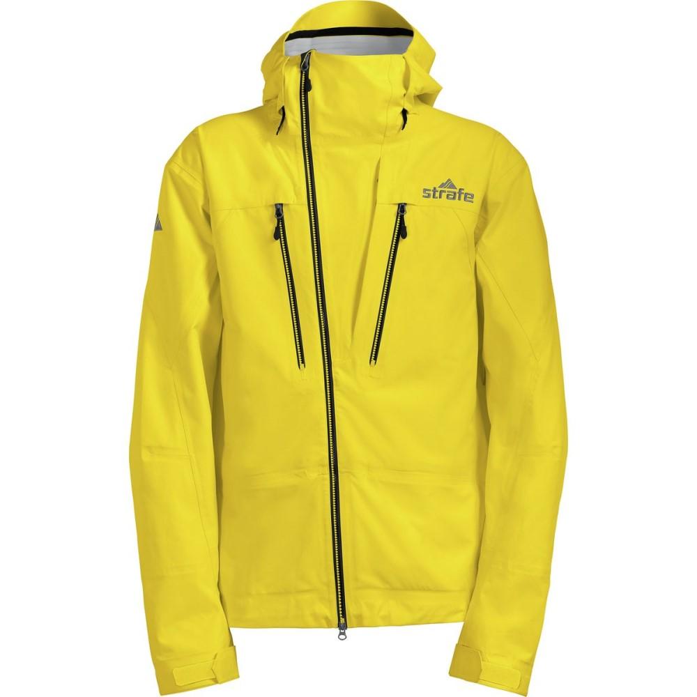 ストラーフェ アウターウェア Strafe Outerwear メンズ スキー ウェア【Temerity Hooded Jackets】Cyber Yellow:フェルマート
