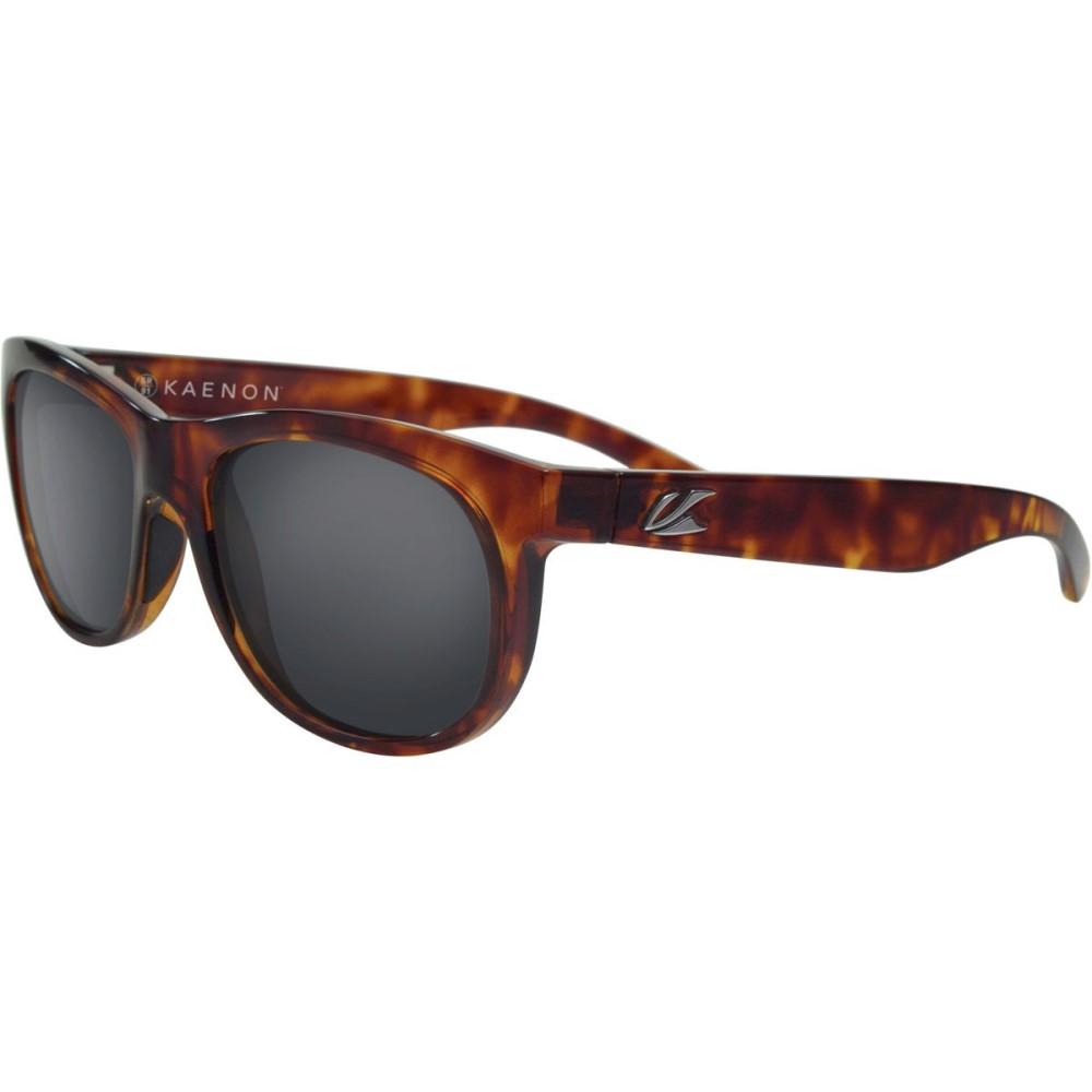 カエノン Kaenon レディース アクセサリー メガネ・サングラス【Stinson Sunglasses - Polarized】Tortoise/Grey 12-Poalrized:フェルマート