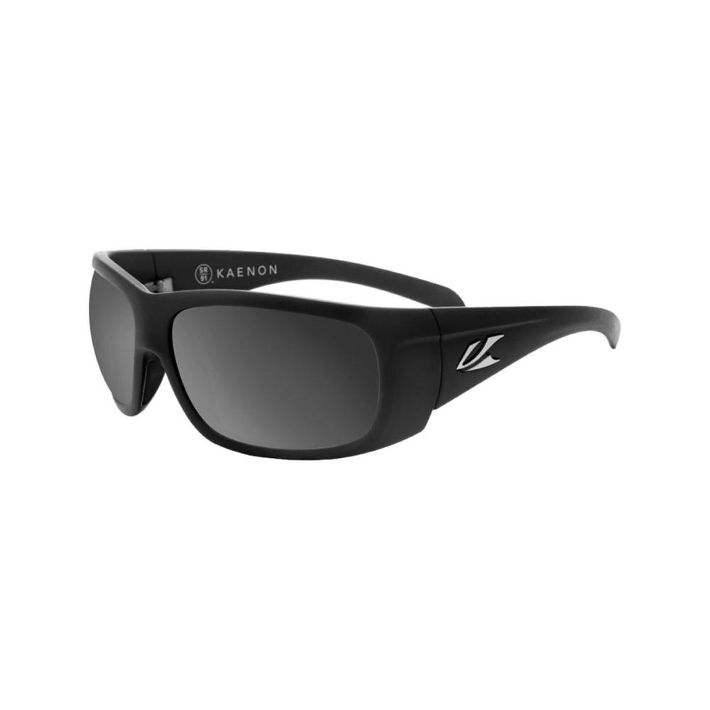 カエノン Kaenon レディース アクセサリー メガネ・サングラス【Cliff Sunglasses - Polarized】Black Label/Grey Polarized Black Mirror:フェルマート