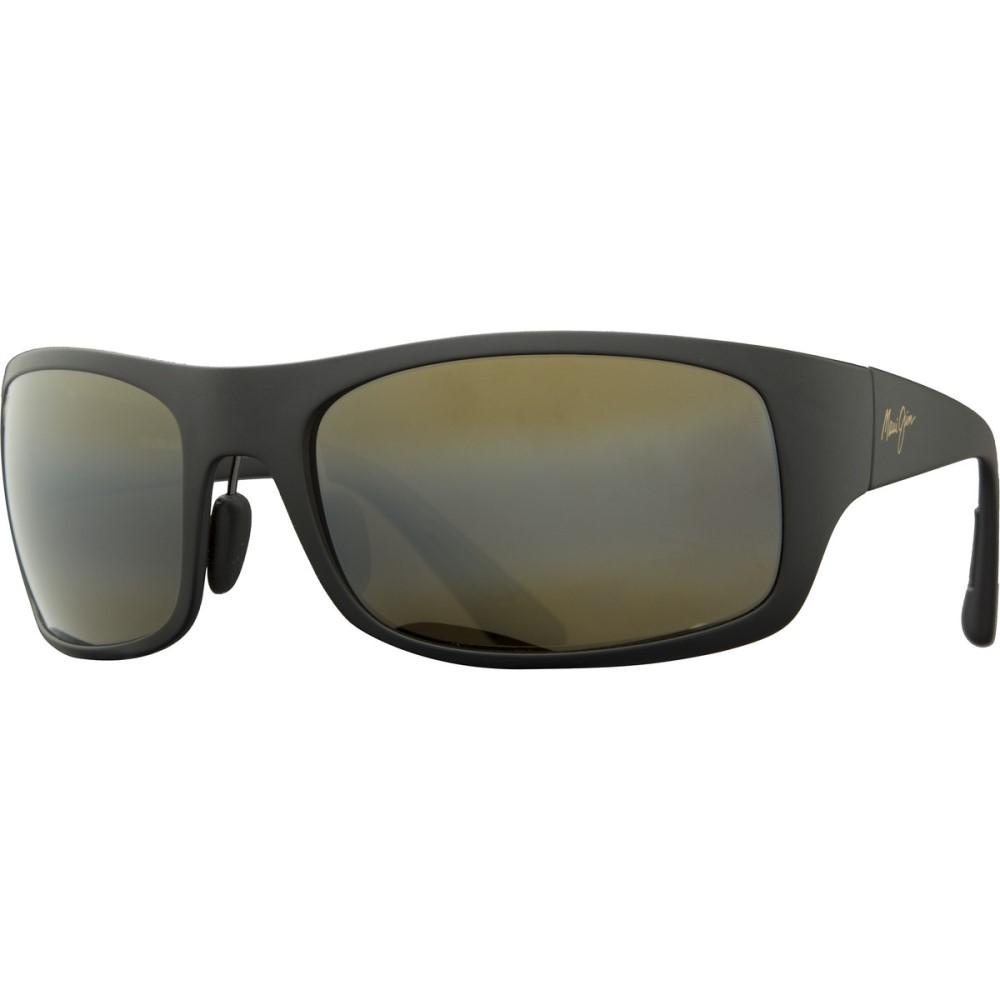 マウイジム Maui Jim レディース アクセサリー メガネ・サングラス【Haleakala Sunglasses - Polarized】Matte Black/Neutral Grey:フェルマート