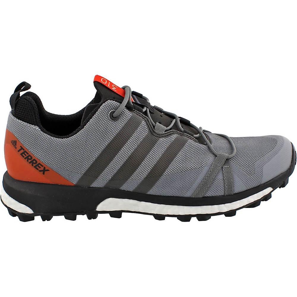 アディダス メンズ ランニング・ウォーキング シューズ・靴【Terrex Agravic Shoes】Vista Grey/Black/Energy:フェルマート