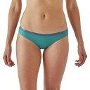 パタゴニア レディース 水着・ビーチウェア ボトムのみ【Solid Nanogrip Bikini Bottom】Elwha Blue