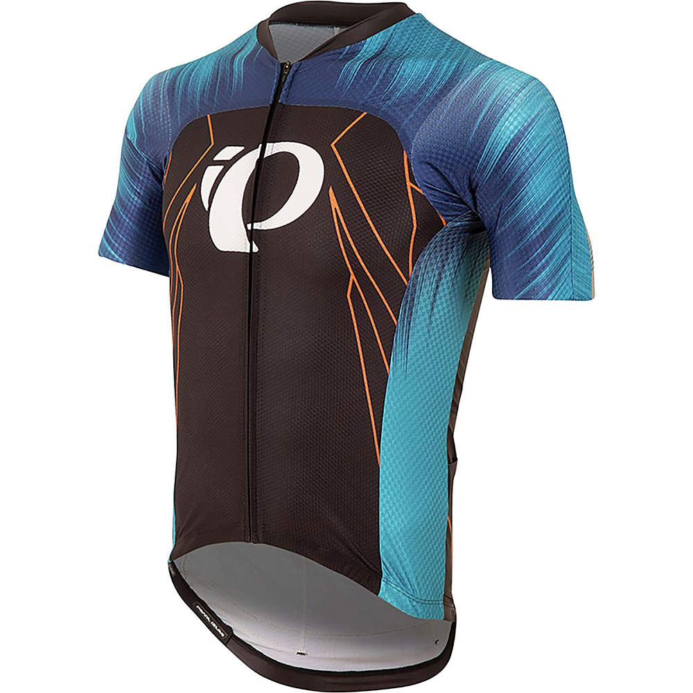 パールイズミ メンズ 自転車 トップス【PRO Pursuit Speed Jersey - Short - Sleeves】Pro Team Bel Air Blue
