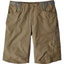 パタゴニア メンズ 自転車 ボトムス・パンツ【Dirt Craft Bike Shorts】Dark Ash