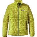 パタゴニア メンズ アウター ジャケット【Nano Puff Insulated Jackets】Fluid Green