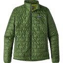 パタゴニア メンズ アウター ジャケット【Nano Puff Insulated Jackets】Glades Green