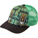 パタゴニア レディース 帽子 キャップ【Wave Worn Interstate Hat】Black