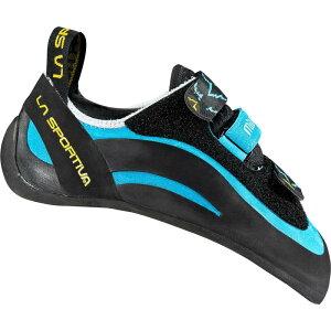 ラスポルティバ レディース クライミング シューズ・靴【Miura VS Vibram XS Grip2 Climbing Shoe】Blue