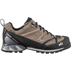 ミレー メンズ ハイキング・登山 シューズ・靴【Trident Guide GTX Approach Shoes】Brown/Black