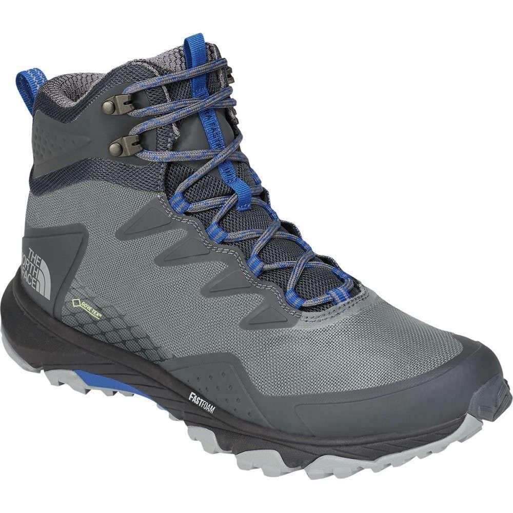 ザ ノースフェイス メンズ ハイキング・登山 シューズ・靴Dark Shadow Grey/Turkish Sea