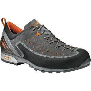 アゾロ メンズ ハイキング・登山 シューズ・靴【Apex Shoes】Grey/Graphite