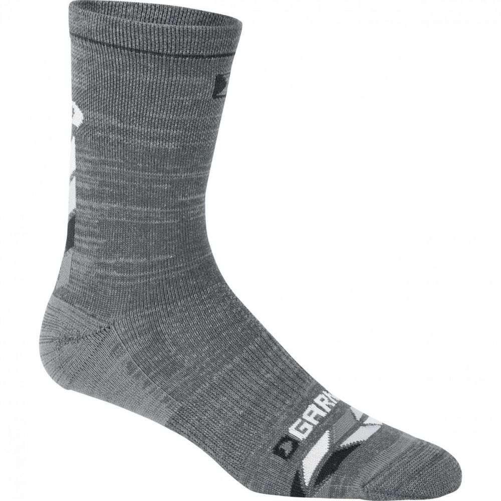 ルイガノ レディース 自転車【Merino 30 Socks】Grey/White