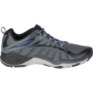 メレル Merrell レディース ハイキング・登山 シューズ・靴【Siren Edge Q2 Hiking Shoe】Black