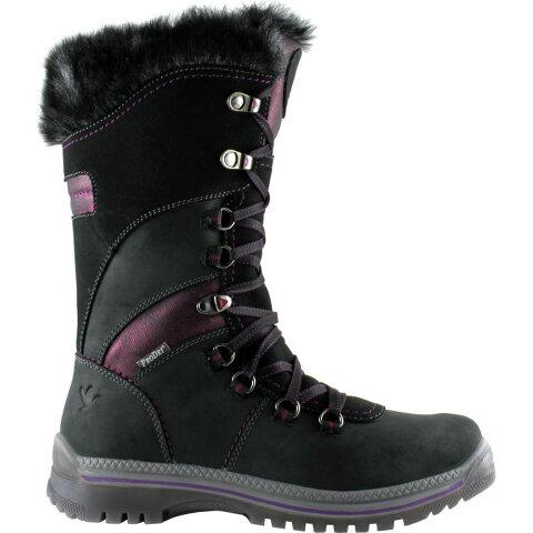 サンタナカナダ Santana Canada レディース シューズ・靴 ブーツ【Morella Boot】Black