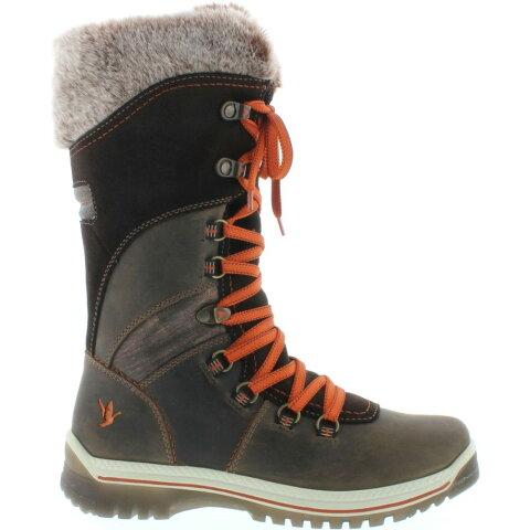 サンタナカナダ Santana Canada レディース シューズ・靴 ブーツ【Morella Boot】Dark Brown
