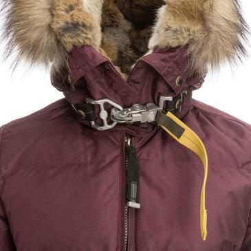 パラジャンパーズ Parajumpers レディース アウター ダウン・中綿ジャケット【Long Bear Down Jacket】Burgundy