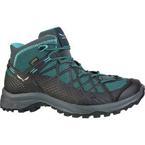 サレワ Salewa レディース ハイキング・登山 シューズ・靴【Wild Hiker Mid GTX Boot】French Blue/Black
