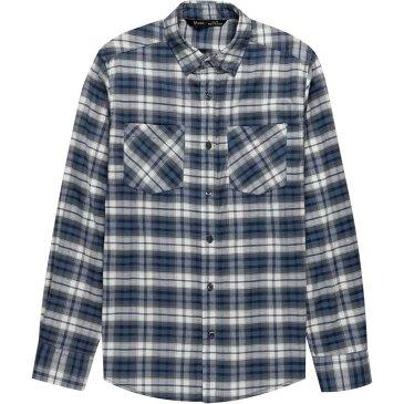 ストイック Stoic メンズ トップス シャツ【Huron Stretch Flannel Shirts】Navy/Olive