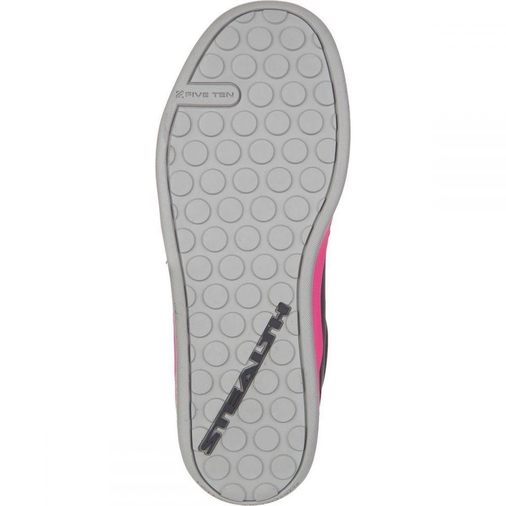 ファイブテン Five Ten レディース 自転車 シューズ・靴【Freerider Pro Shoe】Black/Clear Onix/Shock Pink