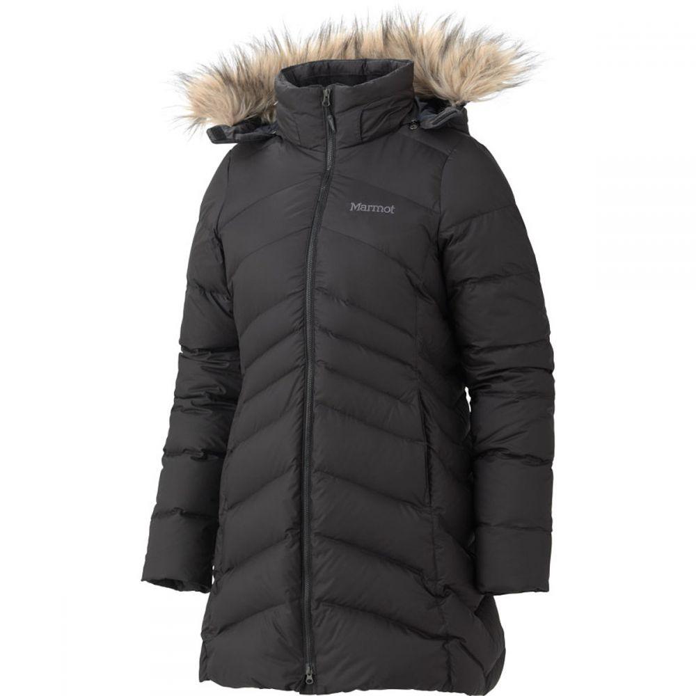 マーモット Marmot レディース アウター ダウン・中綿ジャケット【Montreal Down Coat】Black