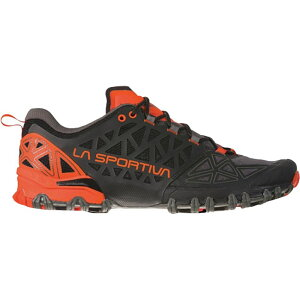 ラスポルティバ La Sportiva メンズ ランニング・ウォーキング シューズ・靴【Bushido II Trail Running Shoes】Carbon/Tangerine