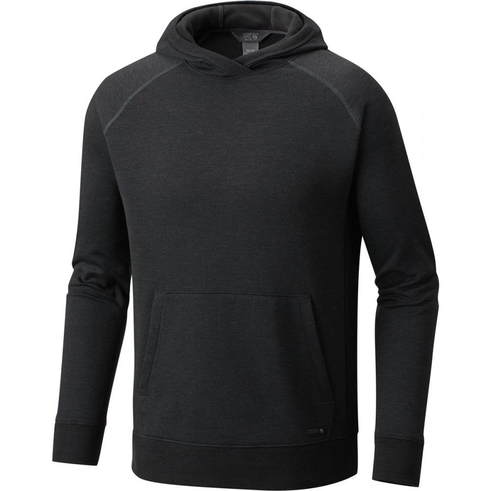 マウンテンハードウェア Mountain Hardwear メンズ トップス パーカー【Firetower Long-Sleeve Hoodies】Stealth Grey