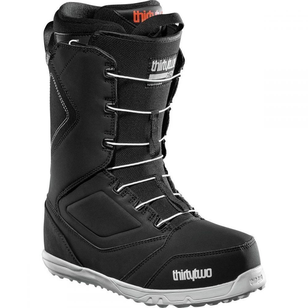 サーティーツー ThirtyTwo メンズ スキー・スノーボード シューズ・靴【Zephyr FT Speedlace Snowboard Boots】Black