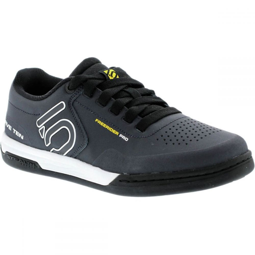 Five Ten Mtb Chaussures Freerider Pro Night Navy//Cloud White//Collegiate Gold
