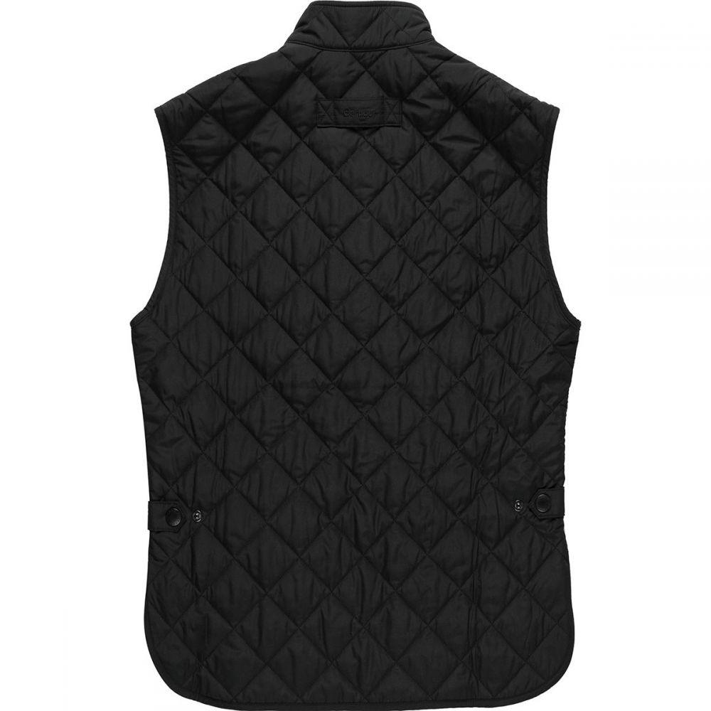 バーブァー Barbour メンズ トップス ベスト・ジレ【Lowerdale Gilet Vests】Black