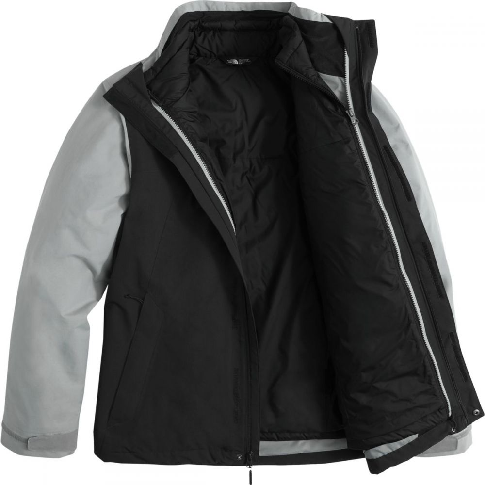 ザ ノースフェイス The North Face メンズ アウター ジャケット【Carto Triclimate Hooded Jackets】Tnf Black/Tnf Black