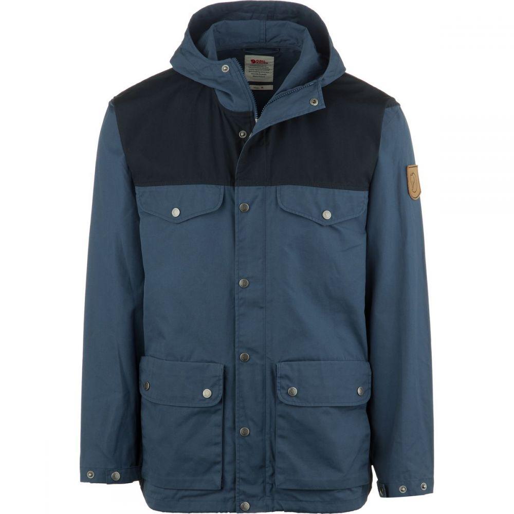 フェールラーベン Fjallraven メンズ アウター ジャケット【Greenland Jackets】Uncle Blue/Dark Navy