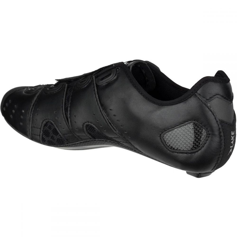 Lake CX 241 Cycling Shoe Mens Black//Silver 45.0