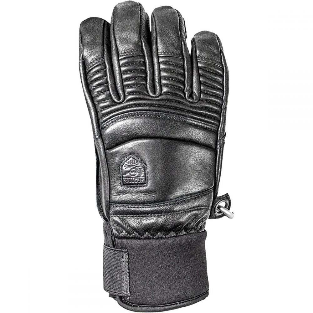 手袋・アームウォーマー, メンズ手袋  Hestra Leather Fall Line GloveBlack