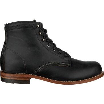 ウルヴァリン Wolverine メンズ ブーツ シューズ・靴【Original 1000 Mile Boot】Black