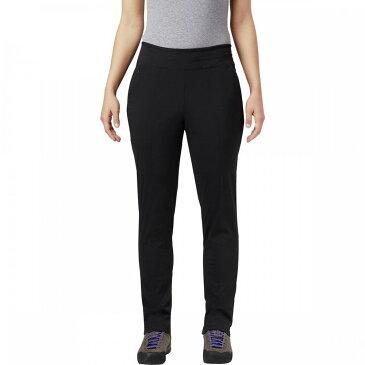マウンテンハードウェア Mountain Hardwear レディース ハイキング・登山 ボトムス・パンツ【Dynama Lined Pant】Black