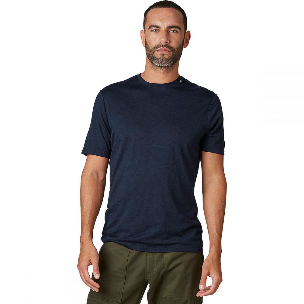 メンズファッション, その他  Helly Hansen HH Merino Light Short - Sleeve TopNavy
