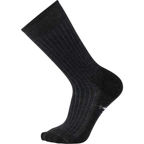 スマートウール Smartwool メンズ ソックス インナー・下着【New Classic Rib Sock】Charcoal
