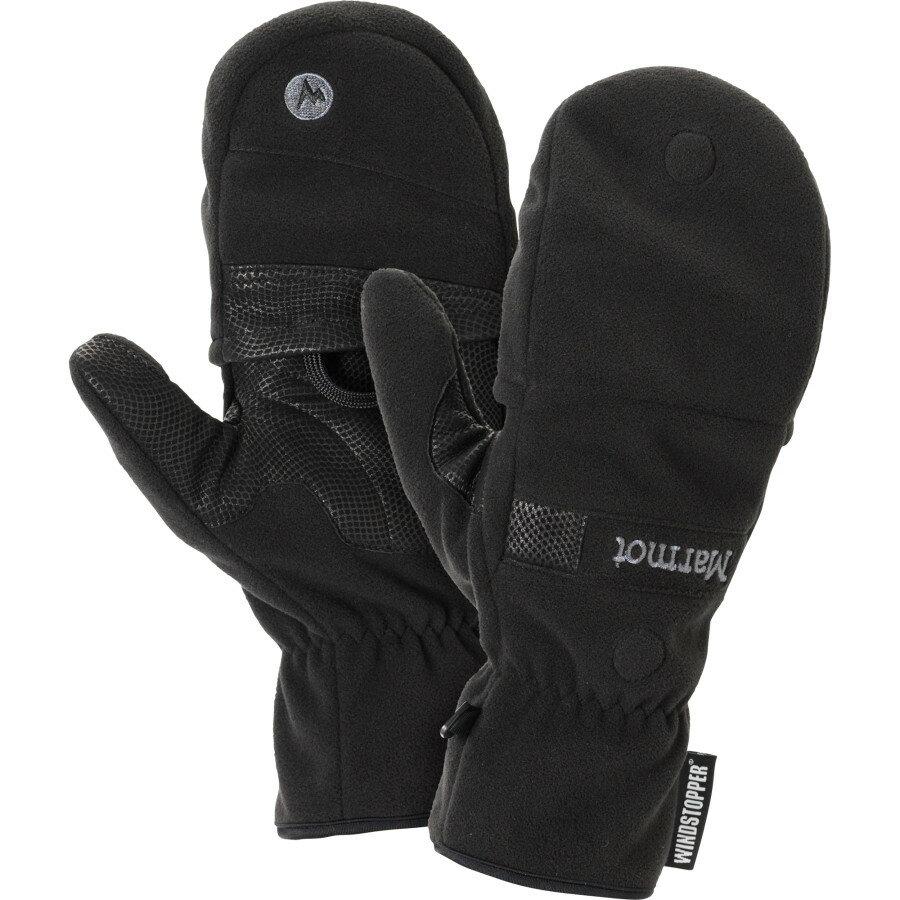 マーモット Marmot メンズ アクセサリー 手袋Black