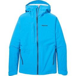 マーモット Marmot メンズ レインコート レインジャケット アウター【EVODry Torreys Jacket】Clear Blue