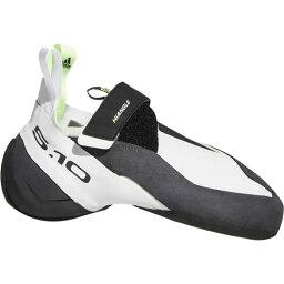 ファイブテン Five Ten レディース クライミング シューズ・靴【Hiangle Climbing Shoe】White/Black/Signal Green