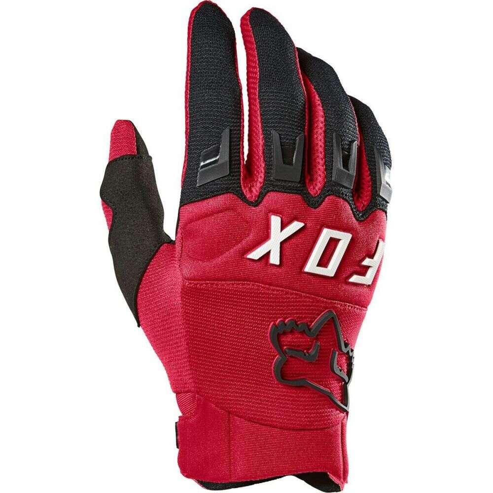 自転車・サイクリング, グローブ  Fox Racing Dirtpaw GloveFlame Red