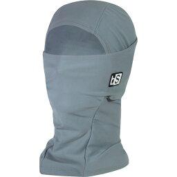 ブラックストラップ BlackStrap メンズ 帽子 フェイスマスク【Hood Balaclava Solid】Steel