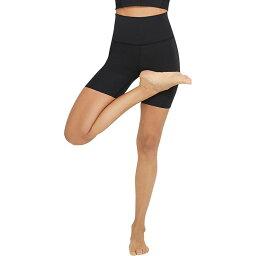 ナイキ Nike レディース ヨガ・ピラティス ショートパンツ ボトムス・パンツ【Yoga Luxe 7in Short】Black/Dark Smoke Grey