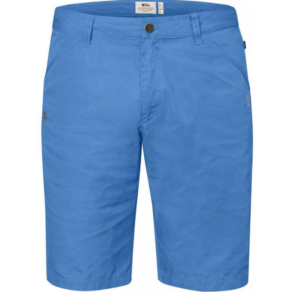 フェールラーベン Fjallraven メンズ クライミング ウェア【High Coast Short】UN Blue