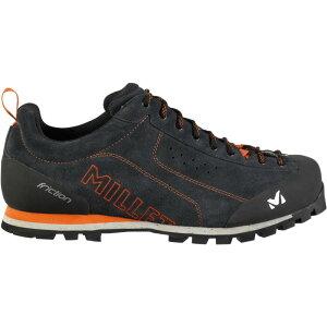ミレー Millet メンズ 登山 シューズ・靴【Friction Approach Shoe】Deep Grey/Anthracite