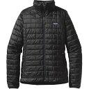 パタゴニア Patagonia レディース アウター ジャケット【Nano Puff Insulated Jacket】Black