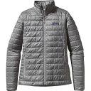 パタゴニア Patagonia レディース アウター ジャケット【Nano Puff Insulated Jacket】Feather Grey