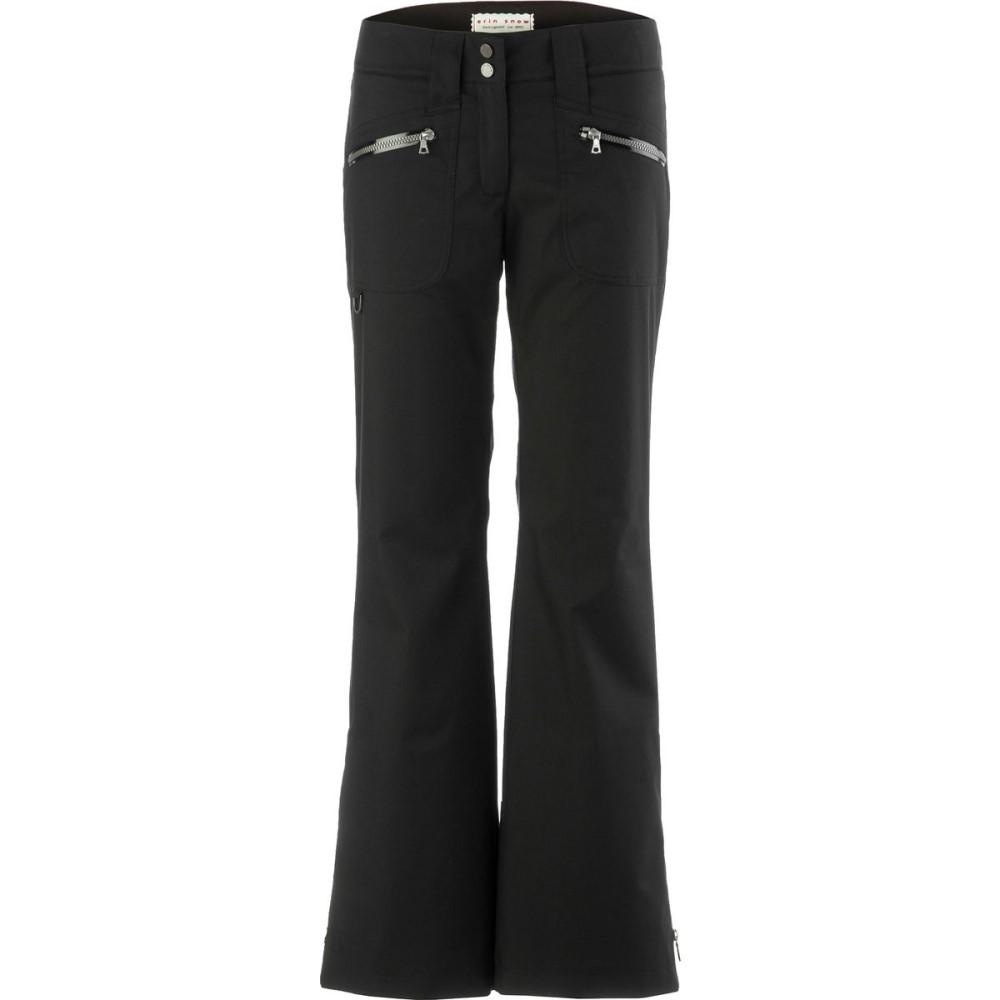 エリンスノー Erin Snow レディース スキー ウェア【Parker Pant】Black