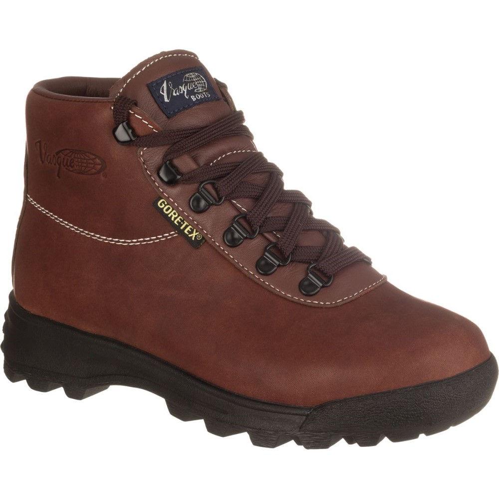 バスク Vasque レディース ハイキング シューズ・靴【Sundowner GTX Backpacking Boot】Red Oak:フェルマート